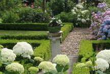 Klassieke & formele tuinen