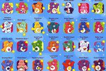 Care Bears Names