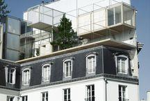 architectural parasites