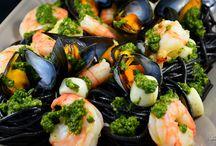 Patty Saveurs - La Marée FRENCH / Recettes de poissons et fruits de mer