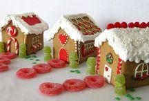 Natal biscoito