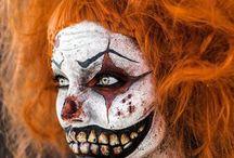 Clown sircus