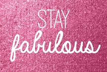 Pink...Pink...Pink  / I love pink...anything pink...all things pink!