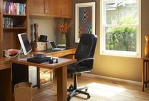 OFFICE AT NEW HOUSE