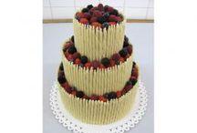 svatební dorty, cake wedding, Kuncovi Brno - Maloměřice, Hádecká 8 / dorty na svatbu