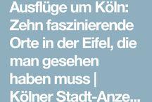 Ausflüge um Köln: Eifel
