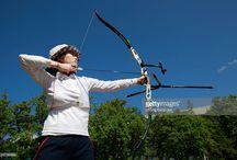 Archery / Accept the pressure, then handle the pressure