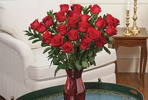 Valentine's Day Gifts / Fresh flower bouquets and gift certificates for Valentine's Day