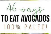 A for Avocado