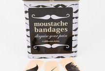 Moustache / Moustache!
