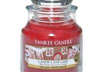 Yankee Candle / Mes envies du moment, j'en ai 2 une: EGYPTIEN MUSK et l' autre je me rappel plus