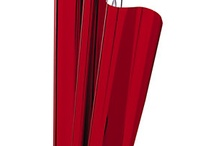 Red gift packaging