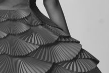 in de plooi... pleating, smocking and origami