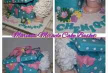 Baby cakes by Marina Kirk-Osman