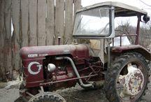 Traktorok / Sok-sok traktorról