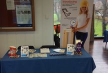 Trade Shows and Events / Snaps from trade shows, careers fairs and other events attended!
