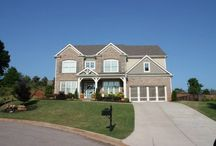 Home Exteriors / Beautiful home exteriors by our amazing builders.