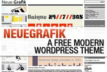 Free WordPress Themes / Everyone like free stuff, especially when it's free WordPress Themes!
