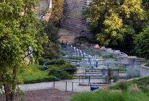 Chattanooga Parks / Parks in Chattanooga with places to run or walk.