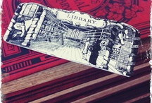 Bookworm / Book covers and book's accessory