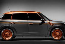 I love this car..Mini Cooper!!
