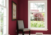 Lakeland Roomsets / Photographs illustrating a selection of Ecos colours, including new colours for 2013.