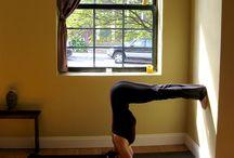 Stretching and yoga / by Stephanie Greenley