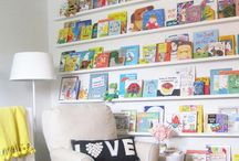 Home: Kids Room Ideas / Ideas for decorating kids rooms and cool storage ideas.  / by Erica Voll