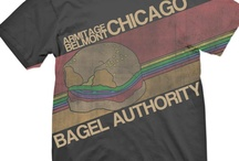 Design Contest: Chicago Bagel Authority / Entries from the Chicago Bagel Authority t-shirt design contest. Pretty cool, huh?