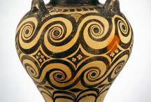 Minoan pottery