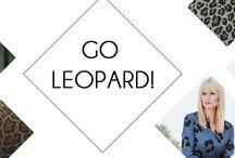 TREND: LEOPARD / Trend leopard print, panterprint