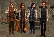 Sims 2 - Clothes - Children