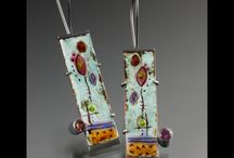 torch fired enamels