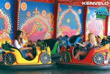 KENVELO FUN cu Black & White Girls / Atat invitatia cat si inspiratia vin din partea Black&White, starurile campaniei KENVELO Fun dedicata liniei Cartoon a colectiei KENVELO vara 2014.   Alaturi de Deea si Sinziana, protagonistii campaniei KENVELO Fun sunt tricourile KENVELO cu imprimeuri cartoon, precum si alte piese vestimentare ce vin in alcatuirea tinutelor de distractie: pantaloni scurti din denim, colanti cu imprimeu floral, hanorace si camasi transformate in fuste.