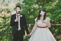 News About Wedding / Articoli sul mondo del Matrimonio a cui ho partecipato.
