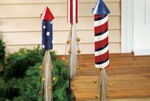 independence day / by Porter's Craft & Frame