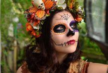 Dia Los Muertos Costume Inspiration