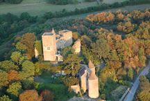 Le château de Brancion / Le château de Brancion sous ses plus beaux angles !