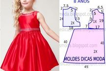детское платье шитье