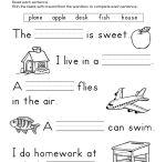 First grade ready