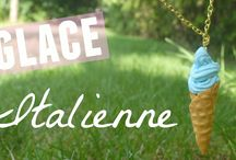 Glace Italienne ♥
