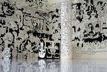 Dream wall doodles