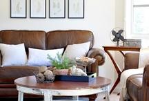 Living Room Ideas / by Susan Garner Wisdom