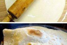 tortillas & flat breads