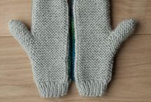 Lawina mittens. / Made in Poland.