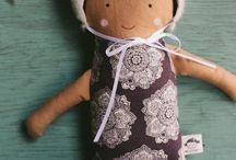 dolls and other fabrics