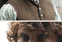 Outlander / by Linda Cass