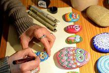 sassi colorati *** painted stones