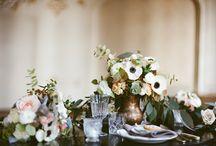 fiori in tavola!
