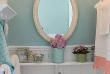bathroom / by Sharon Lash